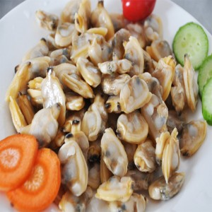FROZEN BOILED CLAM MEAT